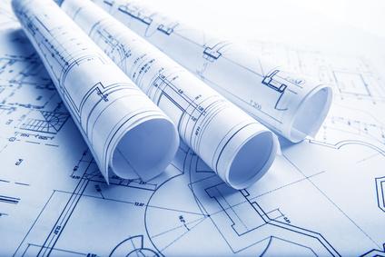 Zeichenpapier Architekt